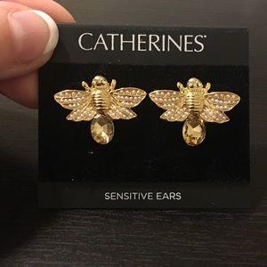 Catherines ~ Beautiful Bee Earrings